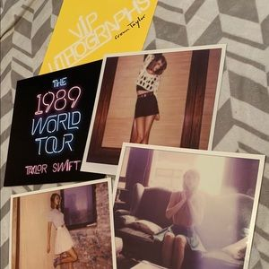 Taylor Swift 1989 Lithographs Set of 3
